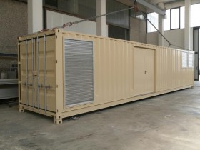 Containers Modificati per stoccaggio materiali | Box & Box