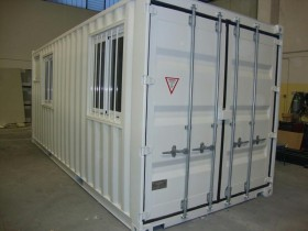 Containers Modificati ad uso officine mobili | Box & Box