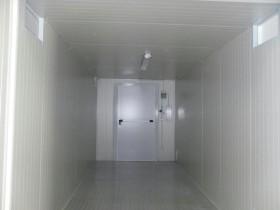Modifizierte Container für den Einsatz in mobilen Werkstätten | Container.biz