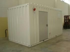 Modifizierte Container für Schaltkästen, Installationen und Führerhaus | Container.biz