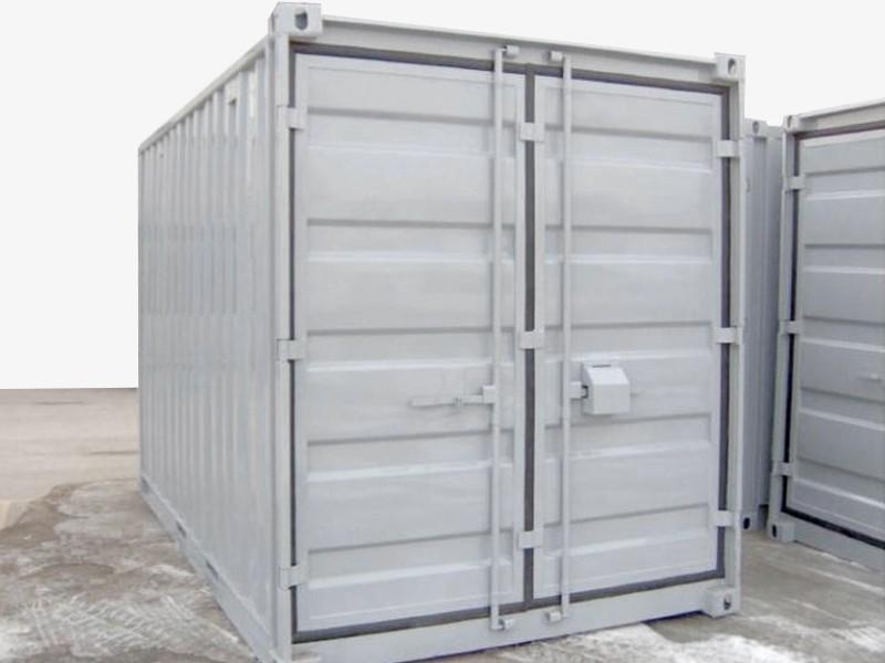 Containers tipo marittimo 8' usato | Box & Box