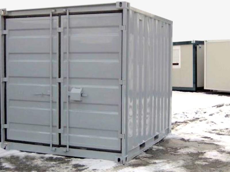 CONTAINERS TIPO MARITTIMO 10' usato | Box & Box