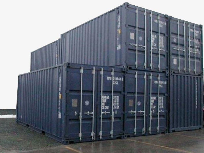 container marittimo 20' ISO BOX DRY nuovo | Box & Box