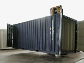 Schiffscontainer 20' ISO DP...