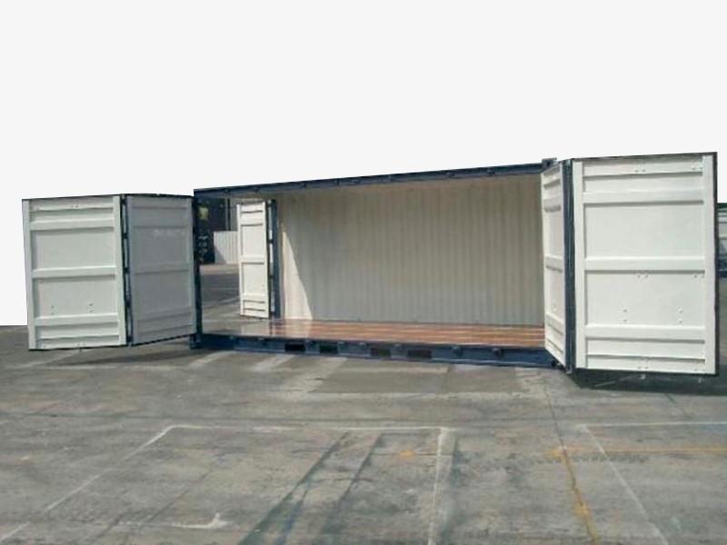 Schiffscontainer 20' ISO OS neu | Container.biz