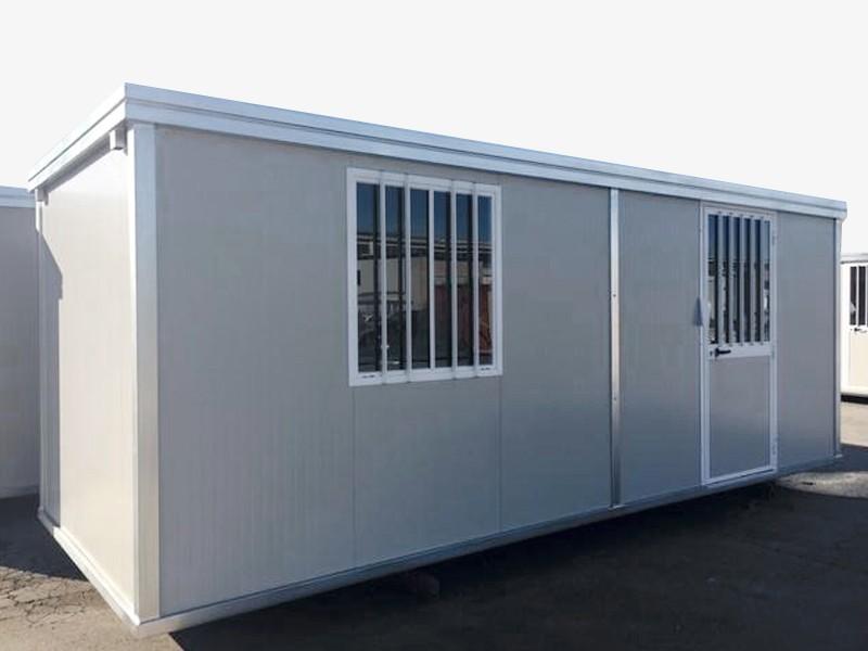 Box Prefabbricati Cantiere Ufficio 6 metri | Offerte su Container.it