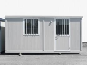 Box Prefabbricati Open Space 7 metri da Cantiere | Container.it