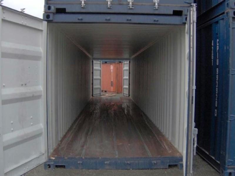 Schiffscontainer 40' ISO DP gebraucht | Container.biz