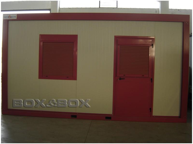 Box personalizzato | Box & Box