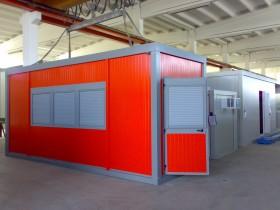 Container ufficio