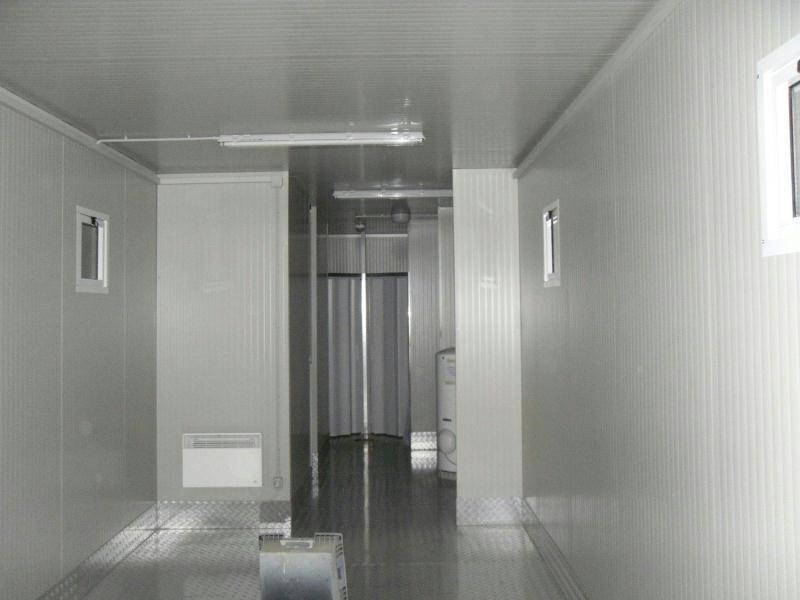 Box prefabbricato ad uso spogliatoio | Box & Box