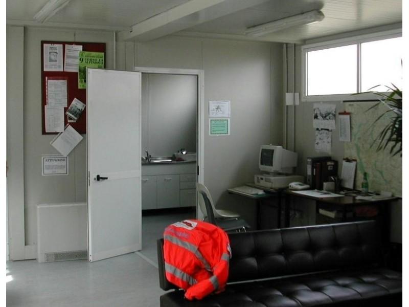 Ufficio accoppiato | Box & Box