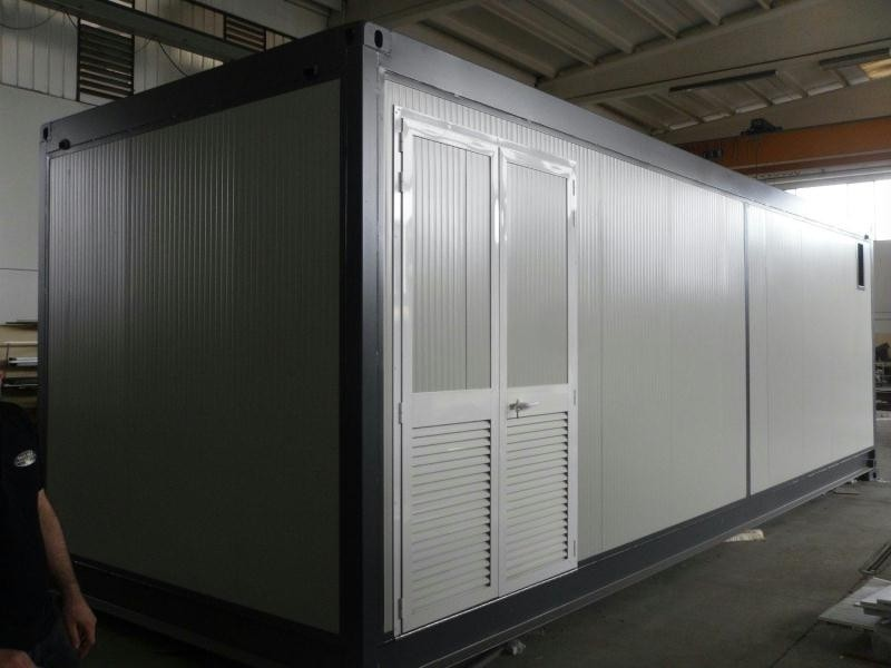 Shelter quadri elettrici | Box & Box