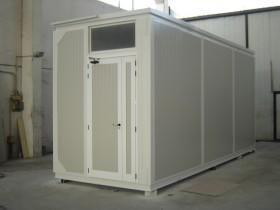 Container cabina elettrica