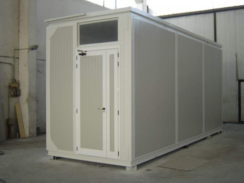Container cabina elettrica | Box & Box
