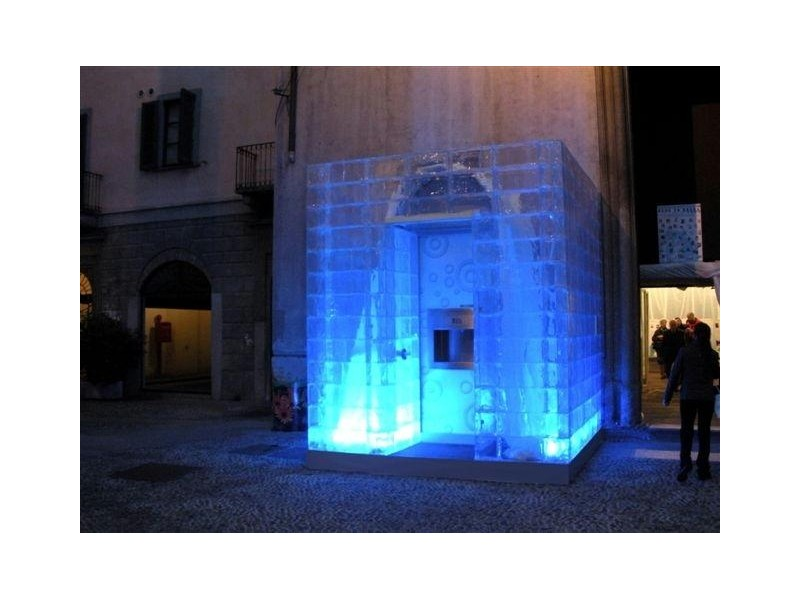 Casa dell'acqua | Box & Box