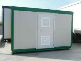 Cabina elettrica | Box & Box