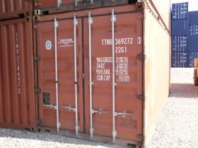 Schiffscontainer 20' ISO BOX DRY gebraucht   Container.biz