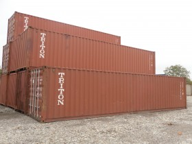 Schiffscontainer 40' ISO...