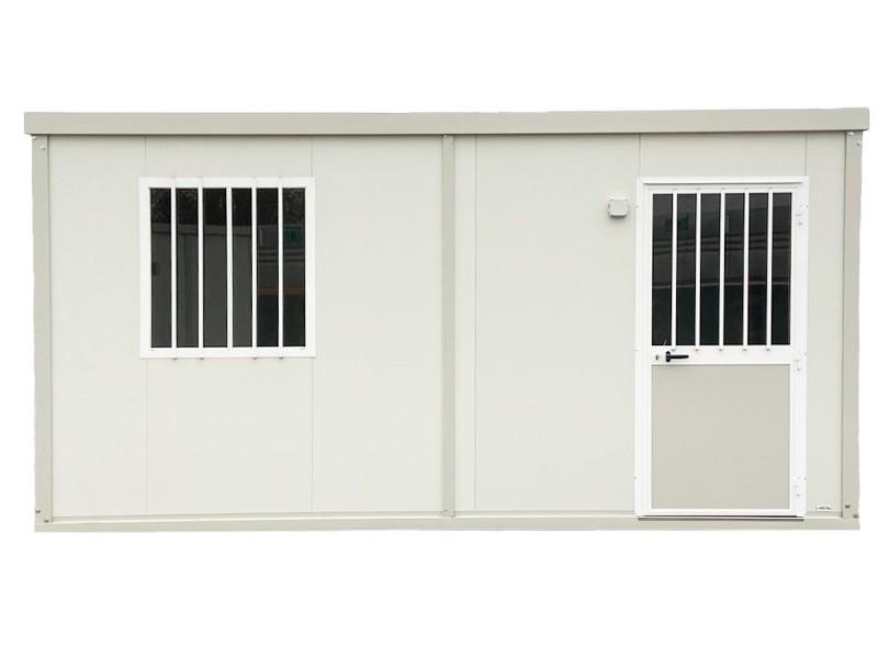 Box Prefabbricati Open Space New Millennium 5 Metri | Container.it