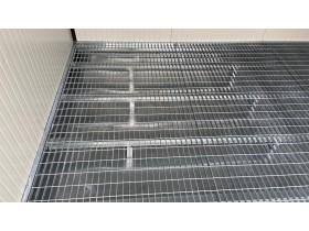 Box prefabbricato con vasca di raccolta - coibentato - 600 x 230 - h 240 | Box & Box