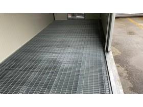 Box prefabbricato vasca di raccolta 400 x 230 - h 240 | Container.it