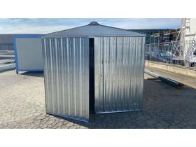 LEICHTBAU-CONTAINER (BLECH) - 1.70 m | Container.biz
