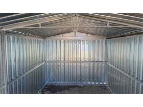 Box in lamiera zincata 1,70 metri | Container.it
