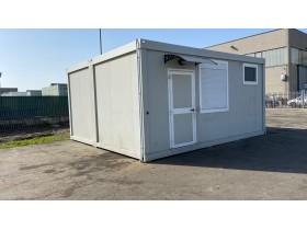 Box Container Modulo Abitativo Doppio 5 Metri | Container.it