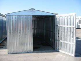 BOX IN LAMIERA ZINCATA - 3.50 m | Box & Box