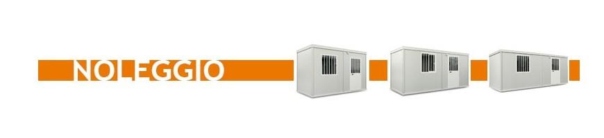 Noleggio Container e Noleggio Box Prefabbricati | Container.it
