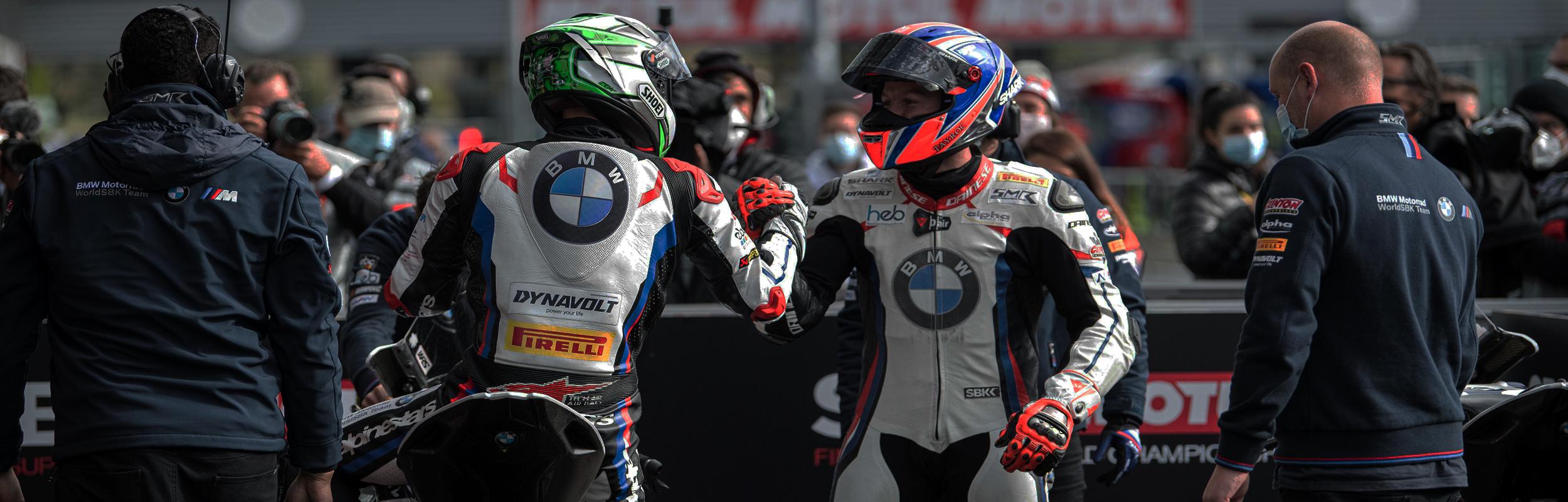 Bmw motorrad superbike partner container.biz