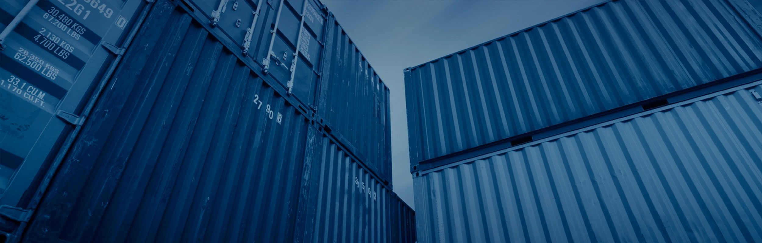 Containers marittimi ISO